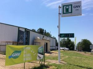 Station GNV Sortino à Mont de Marsan