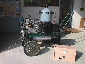 Groupe Electrogène WANKEL monorotor tous types de gaz