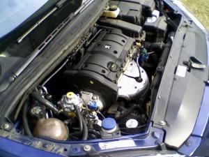 Equipement GPL moteur PEUGEOT