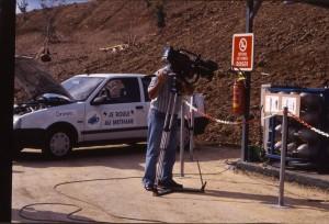 Station service privative Biométhane de la DRIMM à Montech