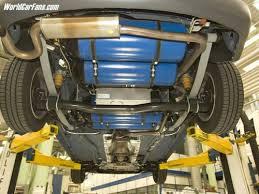 Réservoir GNV intégrés sous chassis