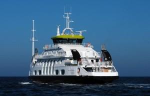 Ferries GNL Norvégiens construits chez STX à Lorient