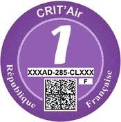 GAZ : autorisation de circulation quelle que soit la date d'immatriculation