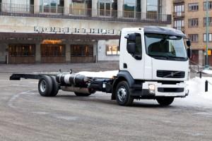 Camion Diesel-Gaz