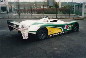 Prototype GPL 24H du Mans