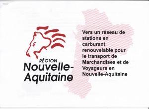 Bio GNV pour la région Nouvelle Aquitaine AMI 2017