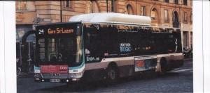 Ligne de BUS 100 % Bio-GAZ à PARIS